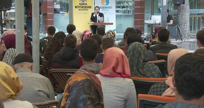 Konya Gençlik Söyleşileri Final Yaptı