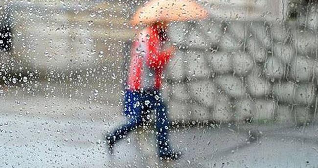 Konya İçin Kuvvetli Yağış Uyarısı