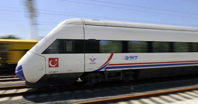 Konya metrosu hızlı tren ile buluşuyor