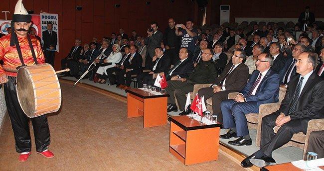 Konya'da Ahilik haftası kutlanıyor