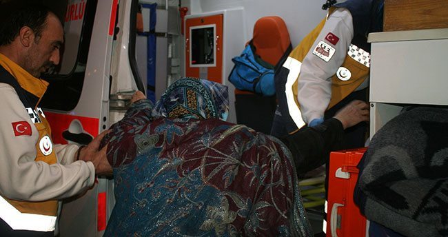 Konya'da kapkaç girişimi