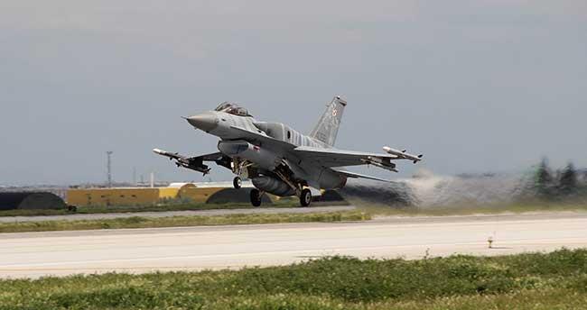 Konya'da NATO TIGER MEET 2015 tatbikatı