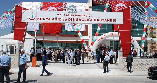 Konya'ya Bir Hastane Daha