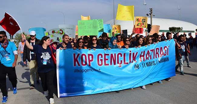 KOP Gençlik Festivali başladı