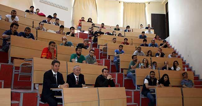 KÜ'de TARSİM konferansı düzenlendi