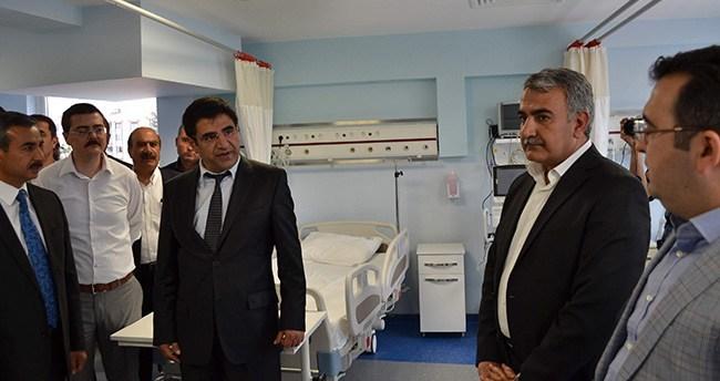 Kulu Devlet Hastanesi Yoğun Bakım Ünitesi Açıldı