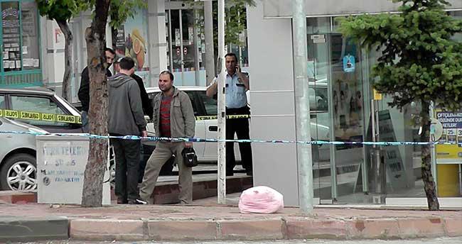 Kulu'da şüpheli çanta polisi alarma geçirdi