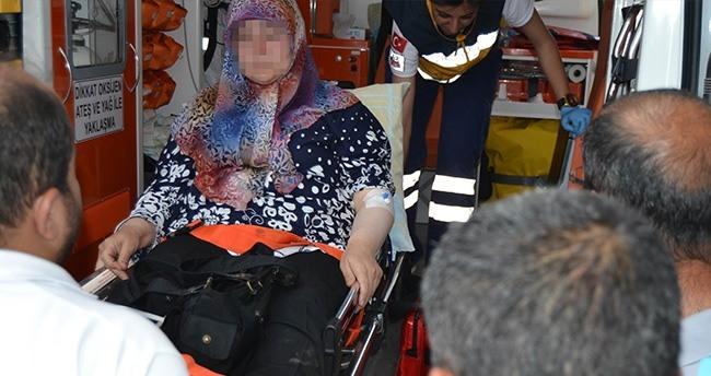 Kulu'da üç aracın karıştığı kazada : 3 Kişi Yaralandı