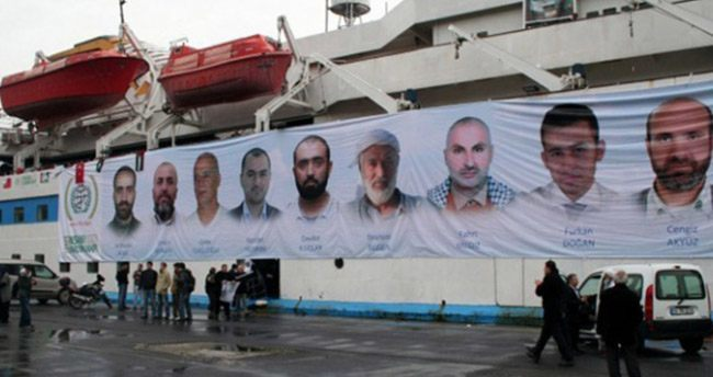Mavi Marmara saldırısının 5. yılı