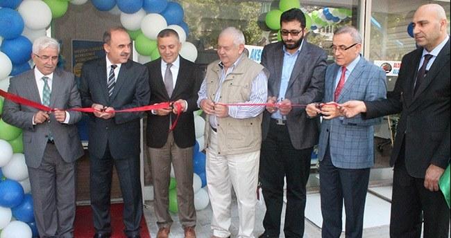 MEDAŞ ve MEPAŞ müşteri ilişkileri merkezi açıldı