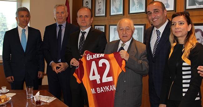 Mehmet Baykan'a destek