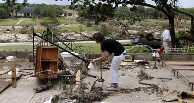 Meksika'yı fırtına vurdu: En az 13 ölü
