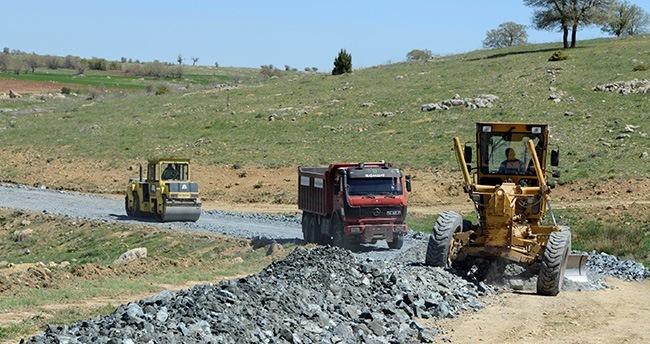Meram Belediyesi Fen İşleri Çalışmalarını Sürdürüyor