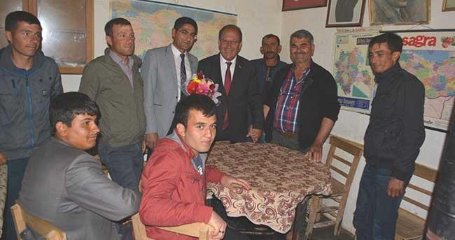 MHP Milletvekili Adayı Hüseyin Oprukçu