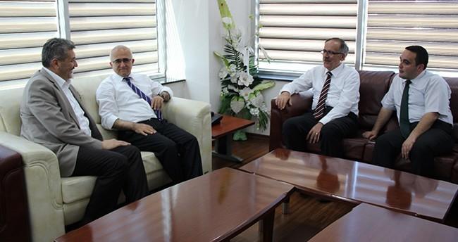 MHP Milletvekili Adaylarından Konya SMMM Odasına Ziyaret
