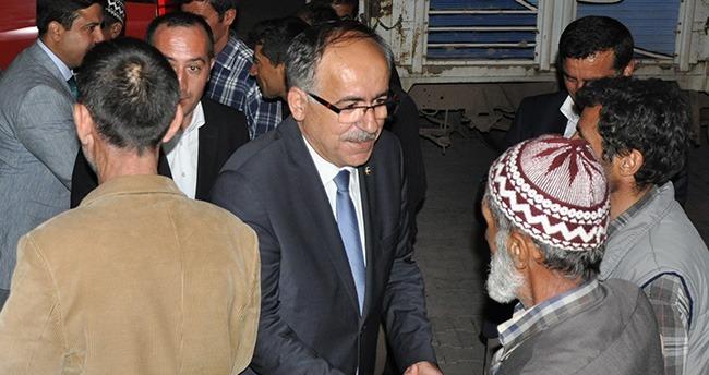 MHP'li Kalaycı Sefaköy'de Seçmenle Buluştu