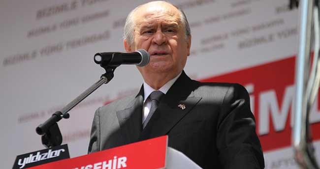 MHP'nin Nevşehir mitingi