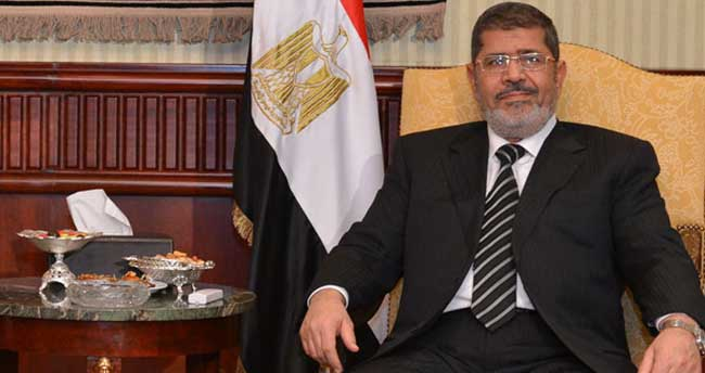Muhammed Mursi idama mahkum edildi