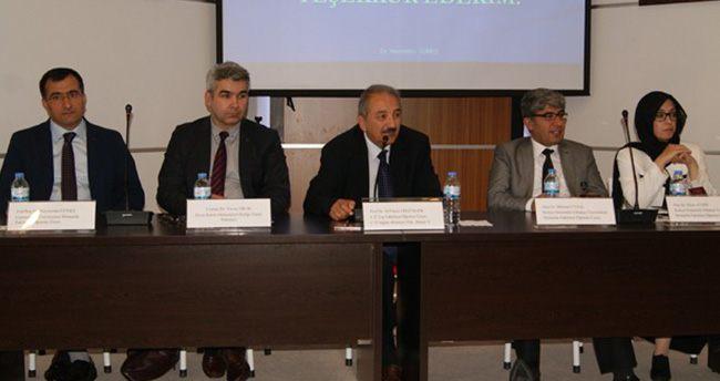 NEÜ Öğretim Üyeleri Sivas'ta Hastanelerin Mimarisini Değerlendirdi