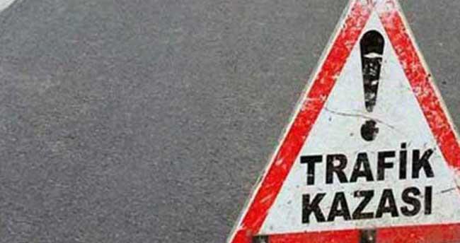 Nevşehir'de minibüs ile motosiklet çarpıştı: 2 ölü