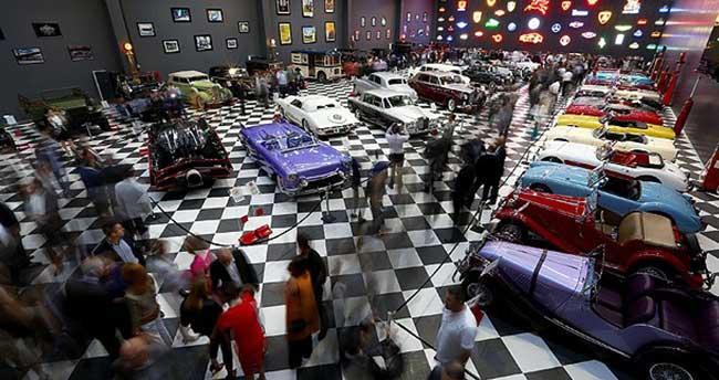 Otomobil koleksiyonu müze oldu