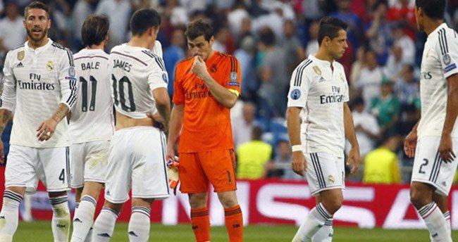 Real Madrid 129 günde çöktü