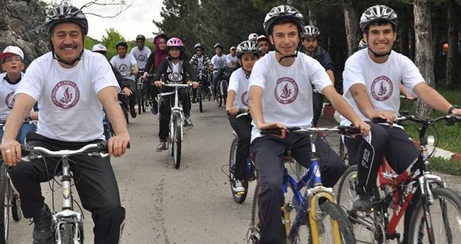Seydişehir Belediyesi'nden Bisiklet Şenliği