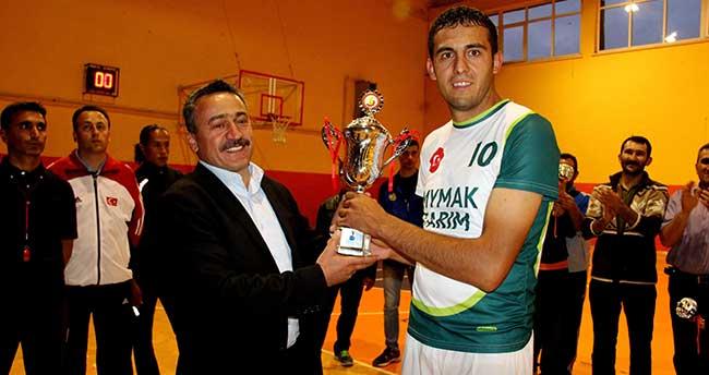 Seydişehir'de başkanlık kupası sahibini buldu