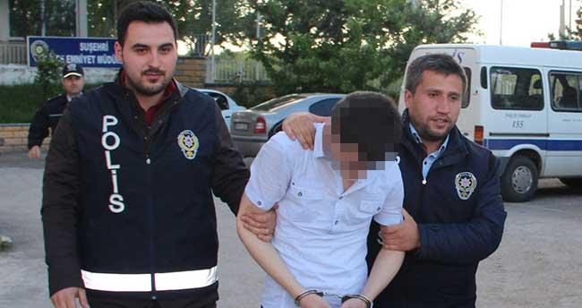 Sivas'ta 60 bin uyuşturucu hap ele geçirildi