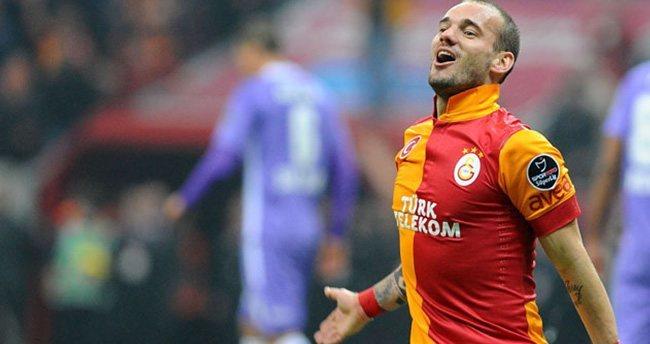 Sneijder'den şike yorumu: 'Tam bir saçmalık'