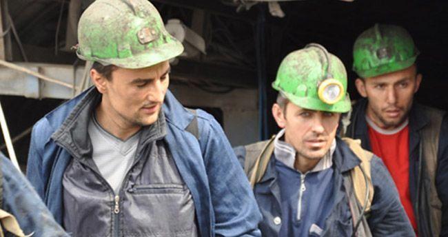 Soma'da maden ocağının malzeme deposunda yangın
