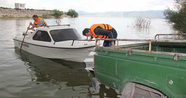 Suğla Gölü'nde denetimler sürüyor