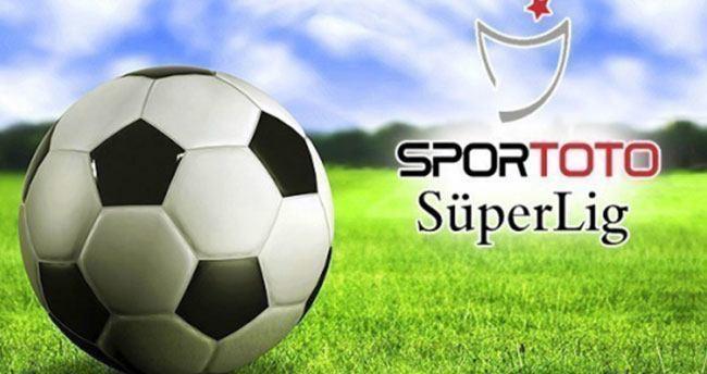 Süper Lig'de 31. hafta heyecanı başlıyor