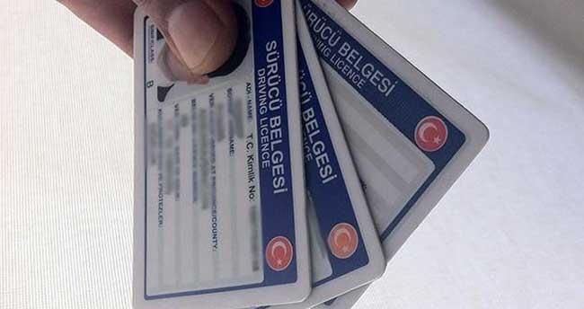 Sürücü sertifikası süresinde son hafta