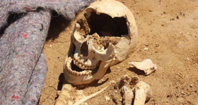 Tam 2 bin 500 yıllık antik mezarlık ortaya çıktı!