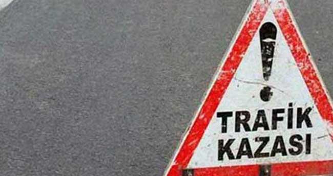 TEM Otoyolu'nda feci kaza: 1 ölü, 1 yaralı