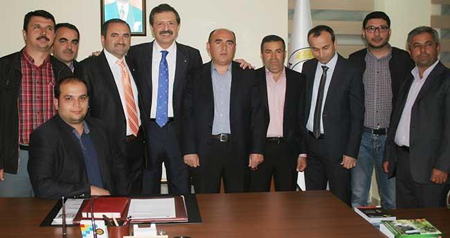 TOBB Başkanı Hisarcıklıoğlu Kayseri'de