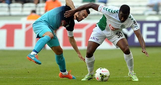 Torku Konyaspor – Çaykur Rizespor: 1-1