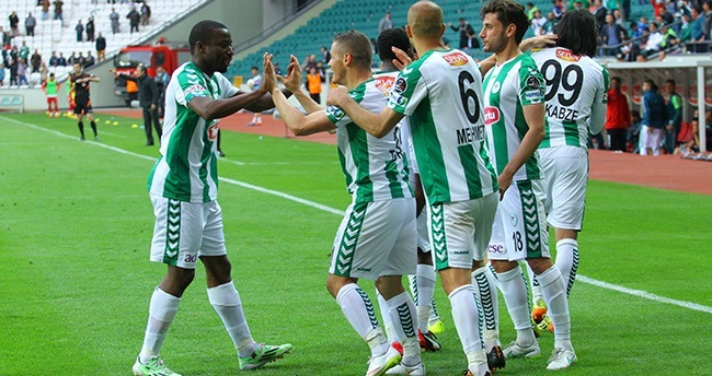 "Torku Konyaspor'un ""Kocaman"" rekor beklentisi"