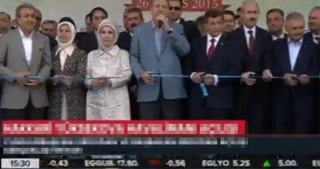 TRT Haber'in Erdoğan KJ'si sosyal medyayı salladı