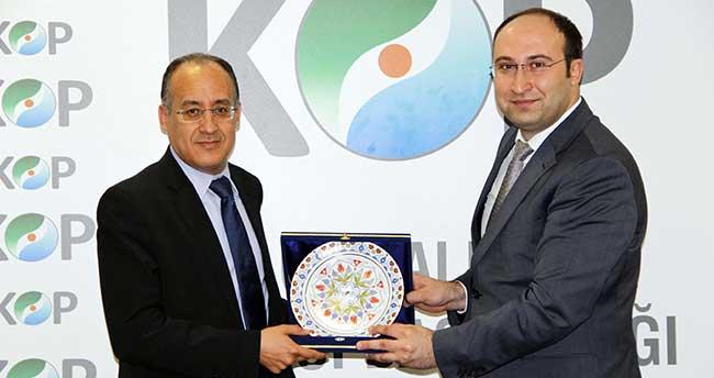 Tunus heyeti Konya'da