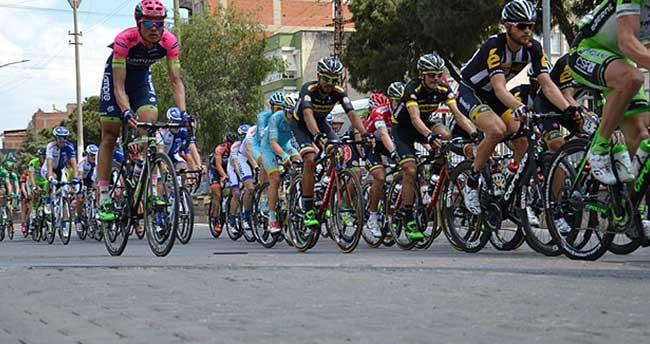 TUR 2015'in 6. etabını İspanyol sporcu kazandı
