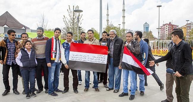Türkiye'deki Yemenli öğrenciler, çatışmalardan kaygılı