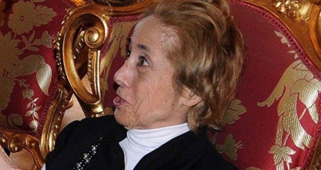 Ünlü sanatçı Behiye Aksoy vefat etti