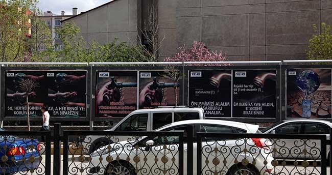 Van'da tepki çeken ilanlar kaldırıldı