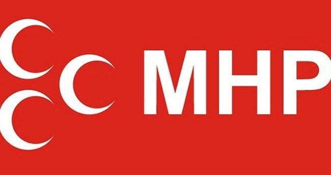 YSK'dan MHP'ye ret