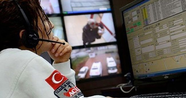 '112 Acil'in telefon sapığına 31 bin lira para cezası