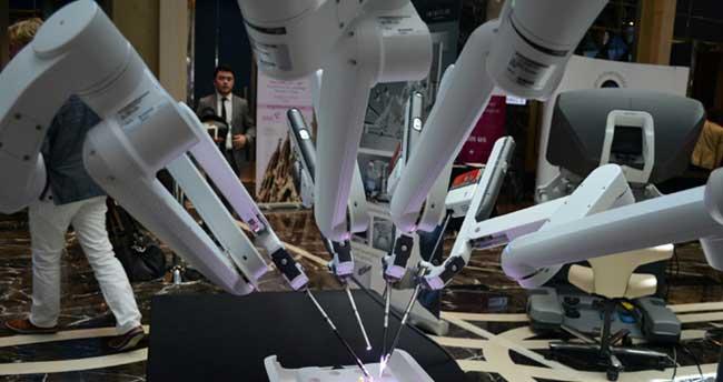 7. Avrupa Jinekolojik Robotik Cerrahi Kongresi İstanbul'da gerçekleşti