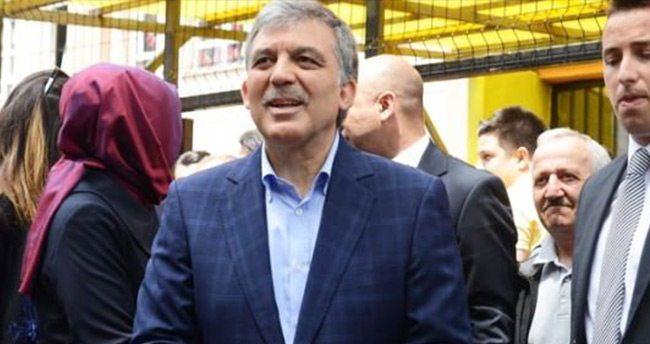 Abdullah Gül'den seçim sonrası ilk açıklama