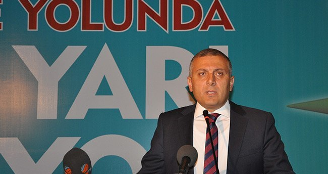 """""""AK Parti Konya Seçim Beyannamesi"""" açıklandı"""